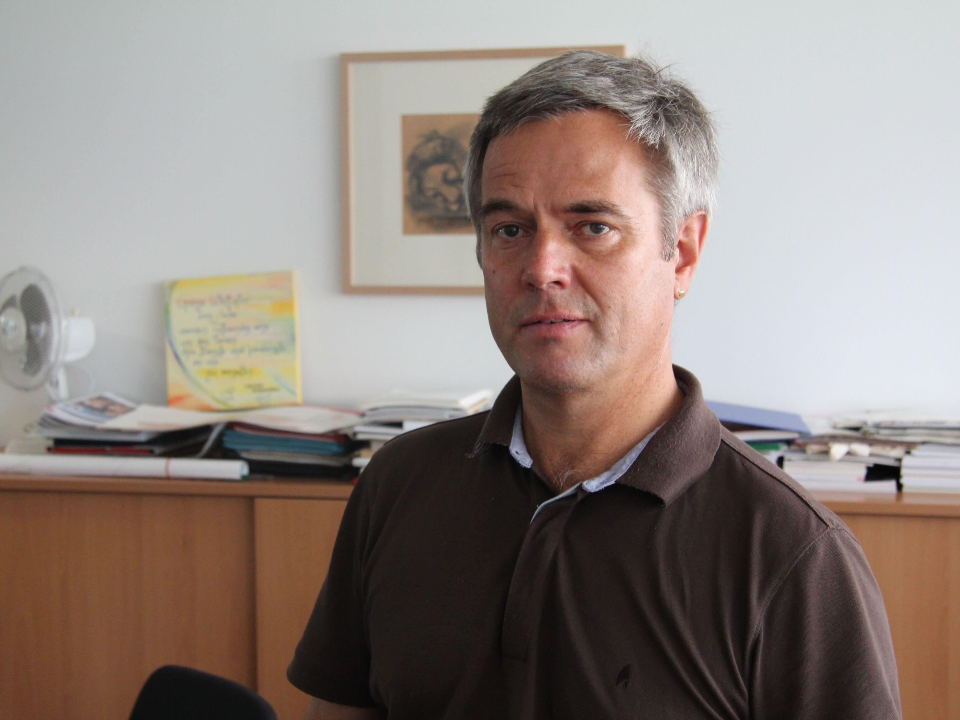 Erik Schmid – sein kritischer Bericht wurde am Mittwoch im Landhaus diskutiert.