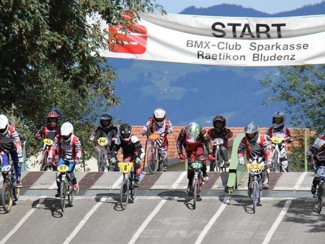 Schöne Erfolge wieder für die Bludenzer BMXler.