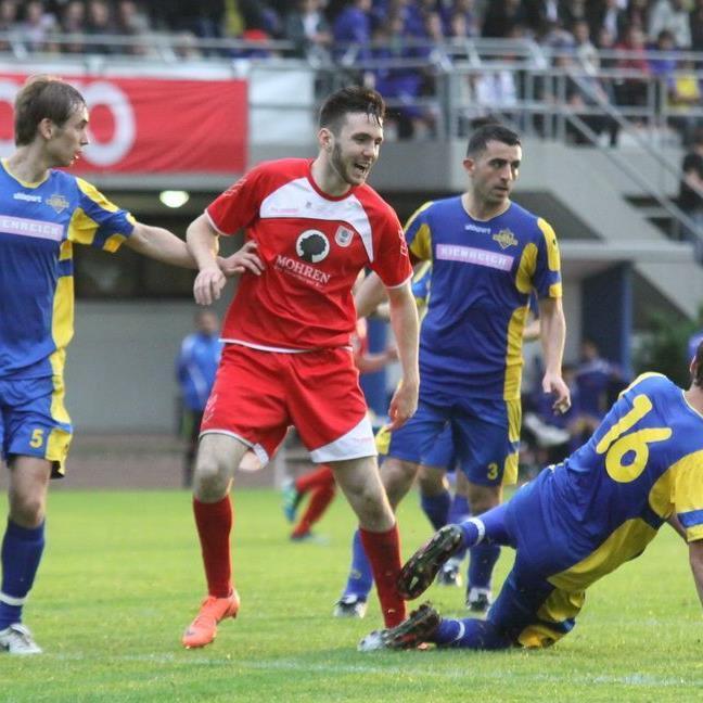 Ex-FC Dornbirn Spielmacher Gültekin Sönmez erlitt schon einen Kreuzbandriss und fällt sechs Monate aus.