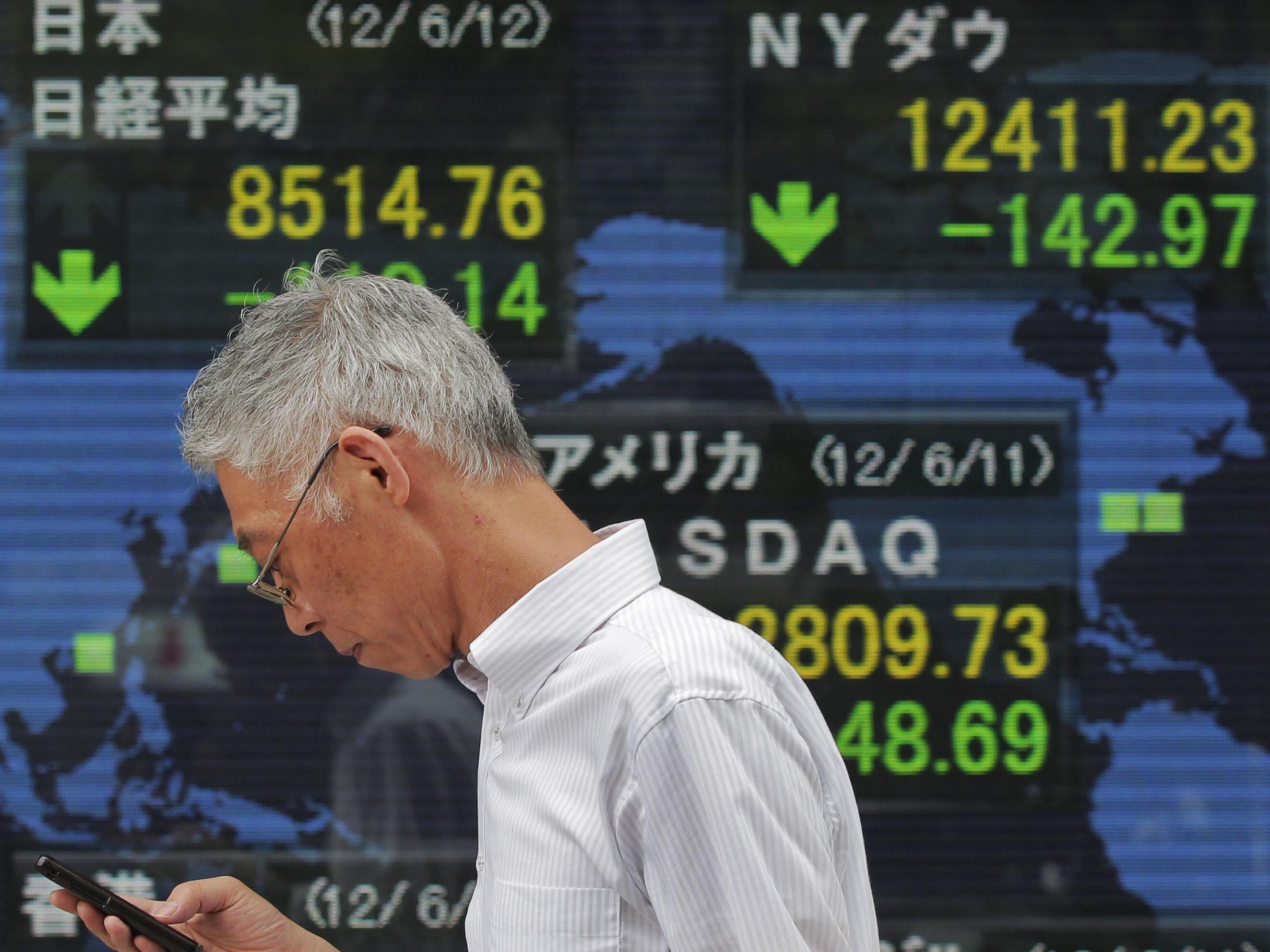 Börsen geben nach: Jetzt beginnt das Große Zittern.