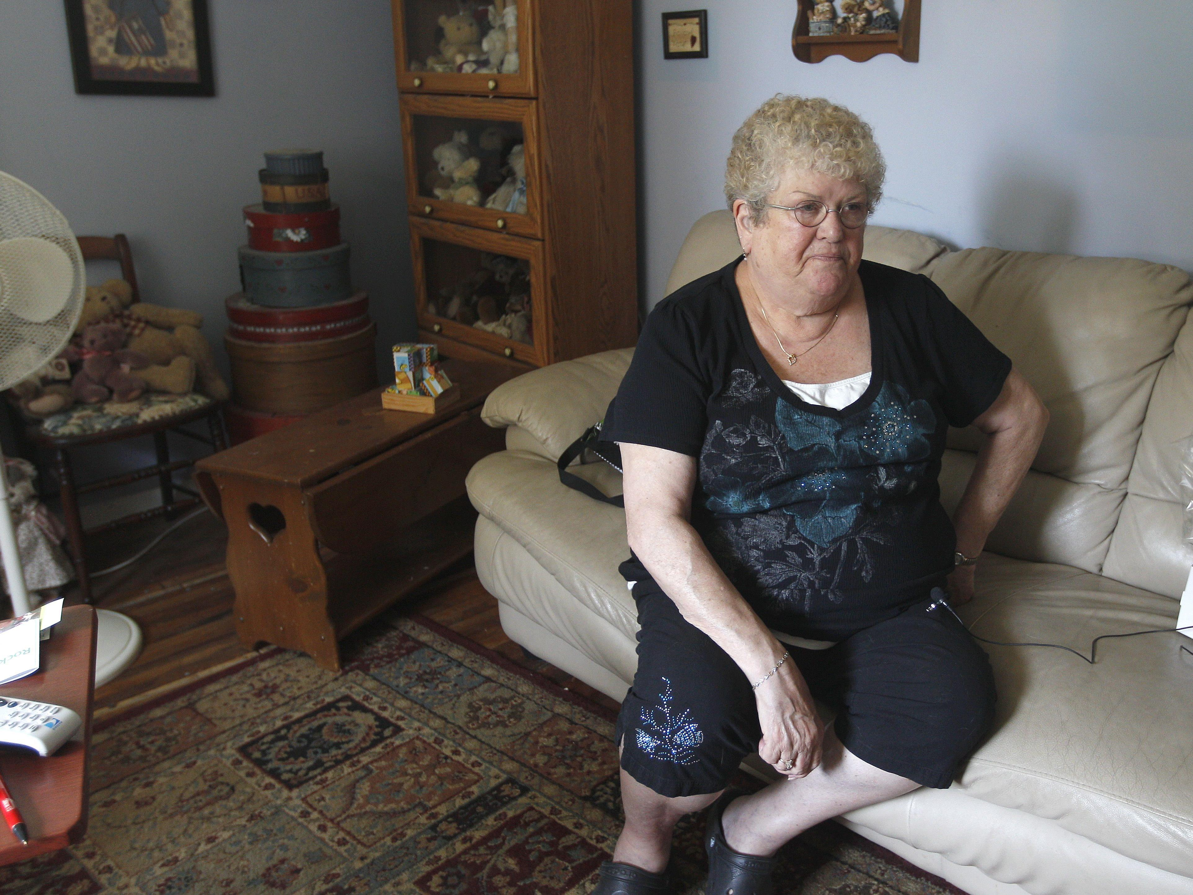 Handy-Video macht 68-Jährige zu Internet-Berühmheit.