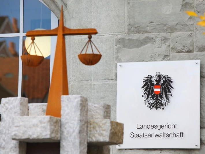 Prozess um schweren Raub in Feldkirch.