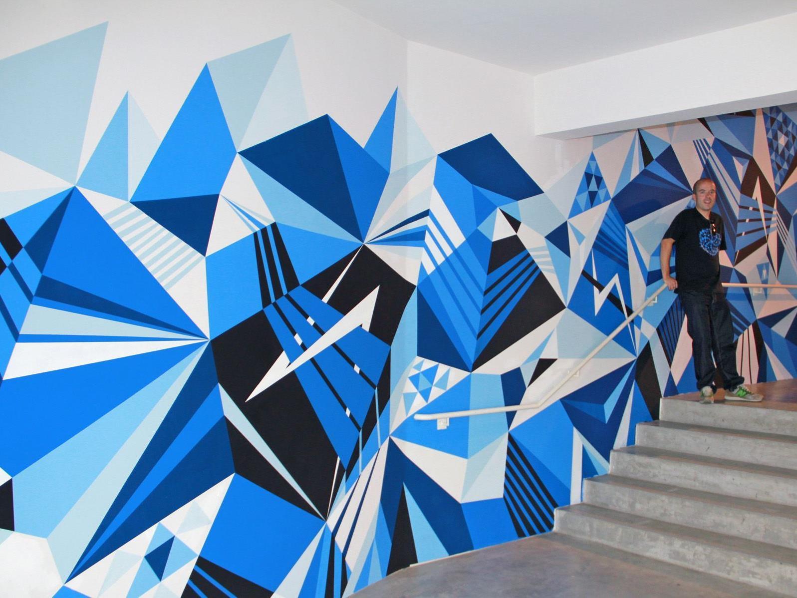 Matt W. Moore, Künstler der internationalen Street-Art-Szene