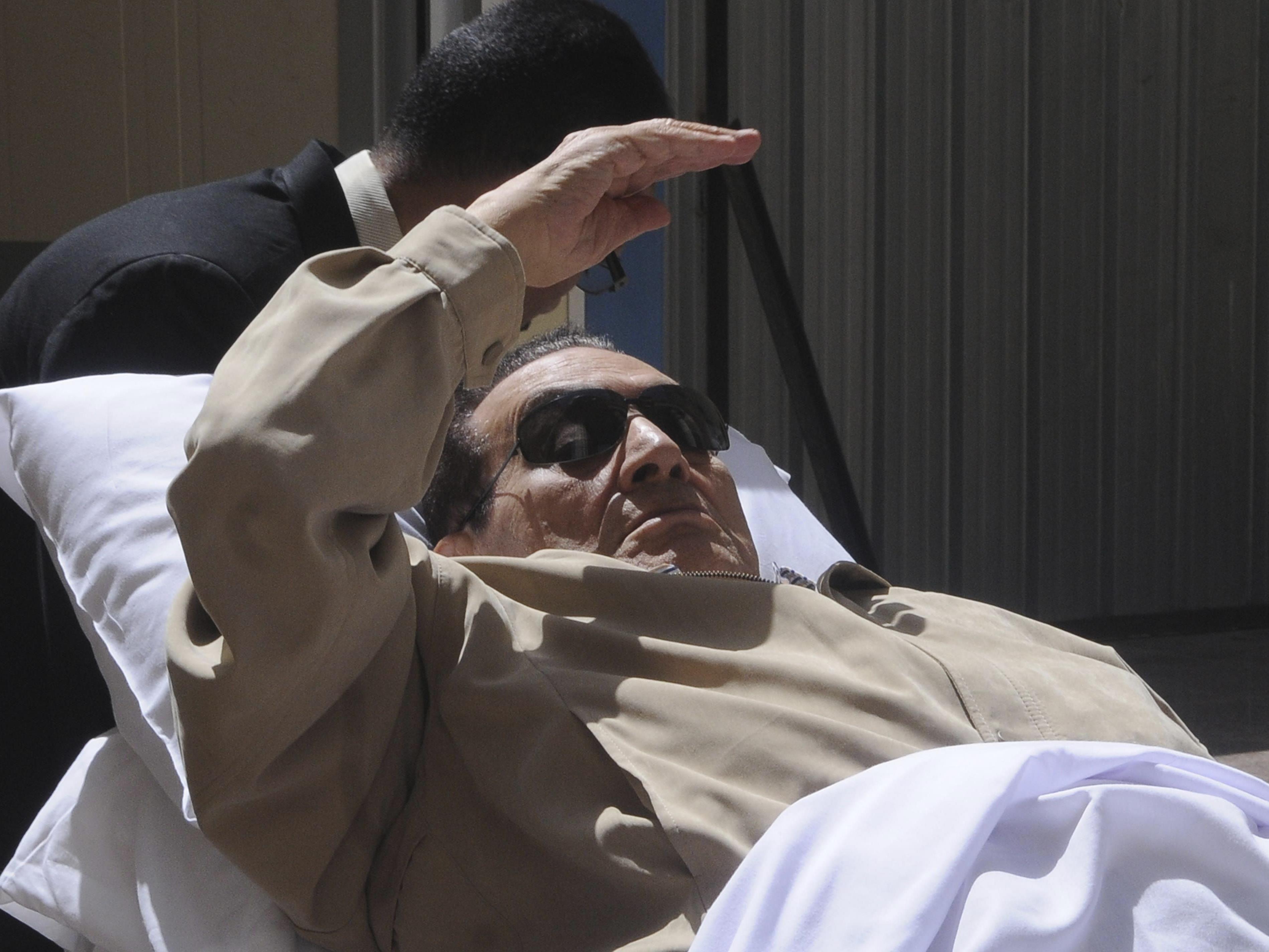 Hosni Mubarak war zu lebenslanger Haft verurteilt worden.