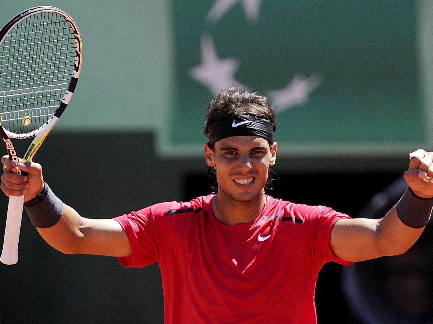 Nadal hält in Paris bei einer Karriere-Bilanz von 51-1 Siegen.