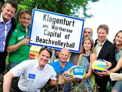 A1 Beach Volleyball Grand Slam presented by ERGO: Der große Olympia-Check