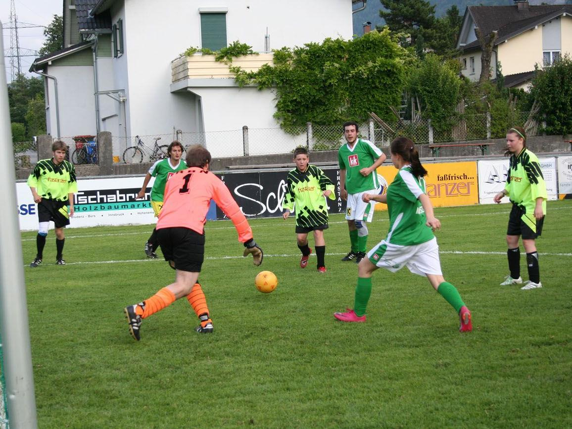 Spaß und sportlicher Ehrgeiz prägten das Ortsvereine-Turnier.