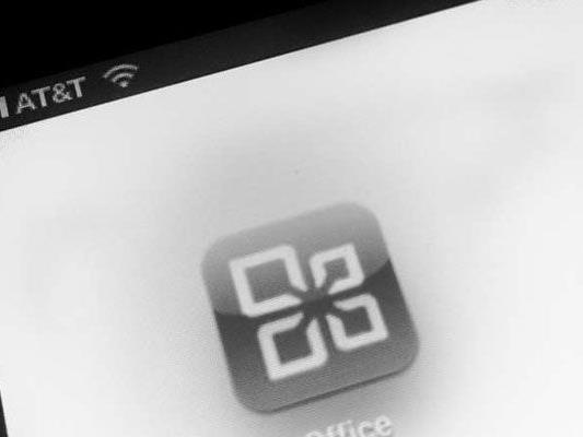 Office soll schon bald für das iPad verfügbar sein.