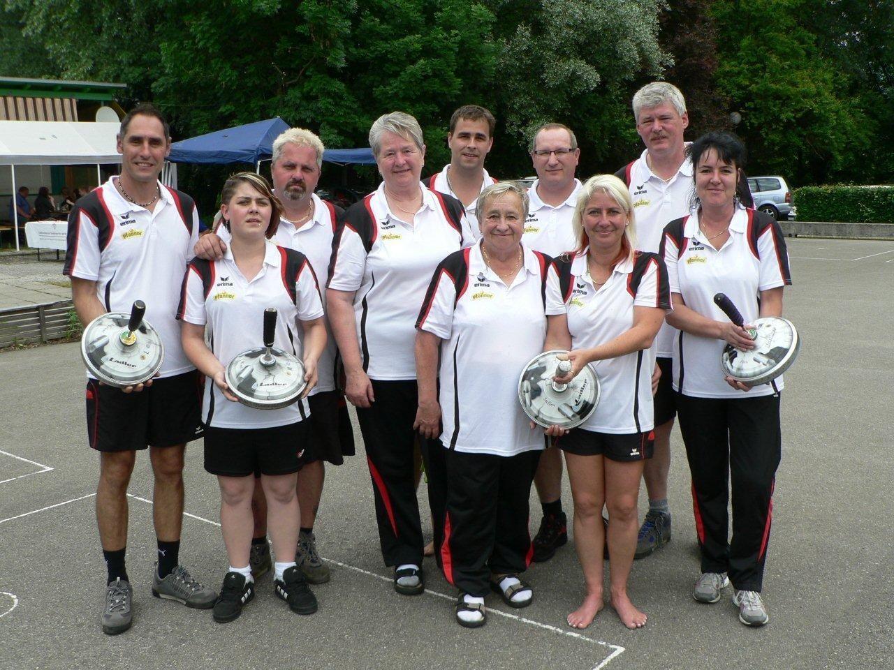 Doppelsieg für Cde Dornbirn bei den Landestitelkämpfen in der Messestadt.