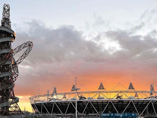 London - Austragungsort der 30. Sommerspiele