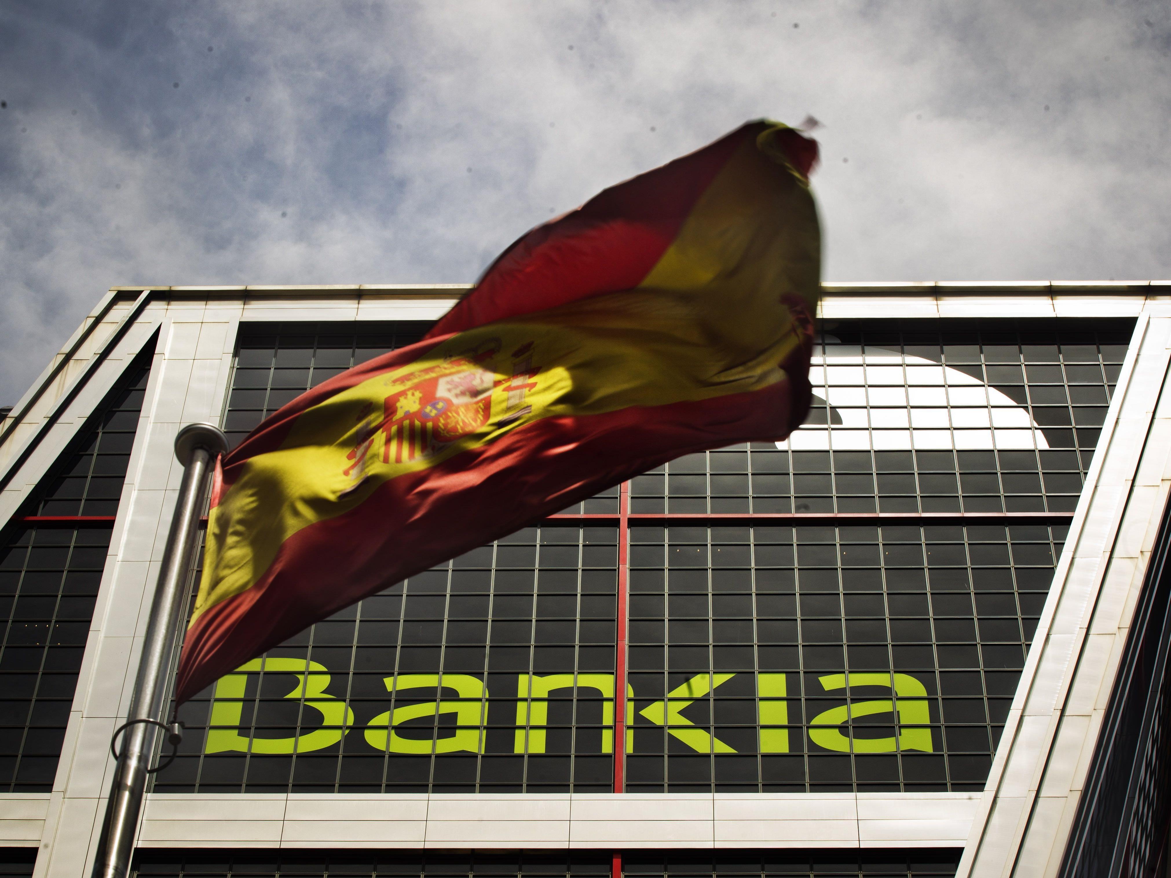 Spanien gerät weiter unter Druck.