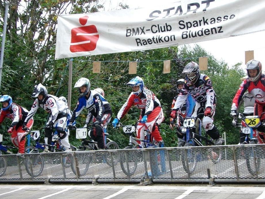 BMX-Großereignis in Bludenz.