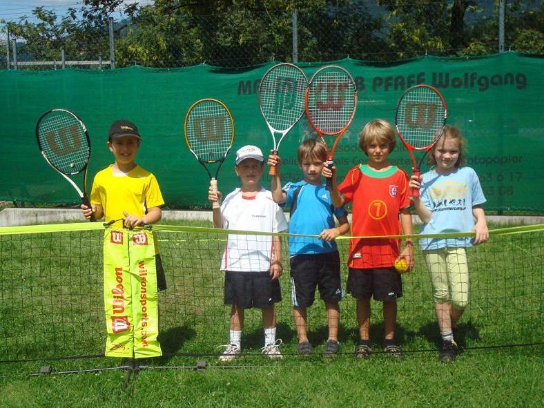 Tenniscamp 2011