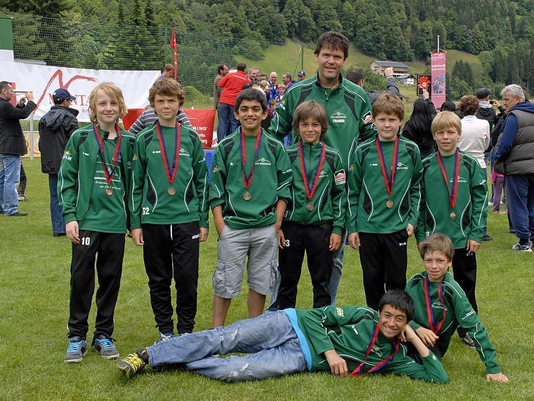 Unter den Teilnehmern der 5. Montafon Alpine Trophy befand sich auch die SPG Montafon.