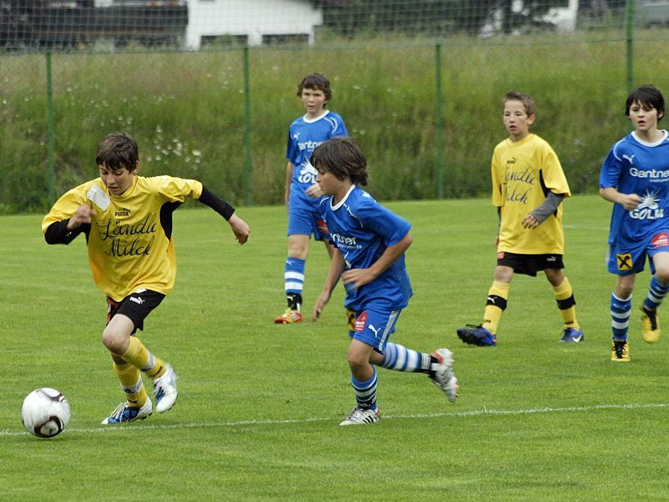 Die SPG Montafon U12 A musste am Mittwoch beim Spiel gegen Nüziders eine Niederlage einstecken.