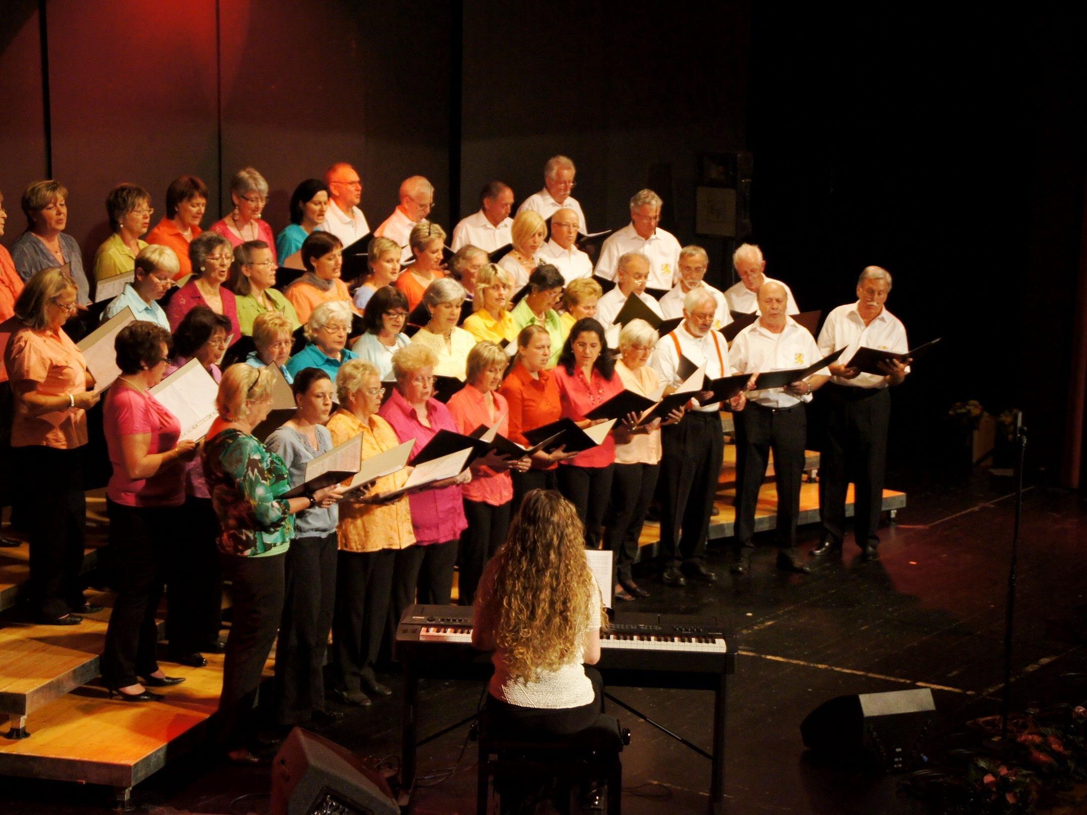 Gesangverein  Konkordia,stolze 155 Jahre ein Verein