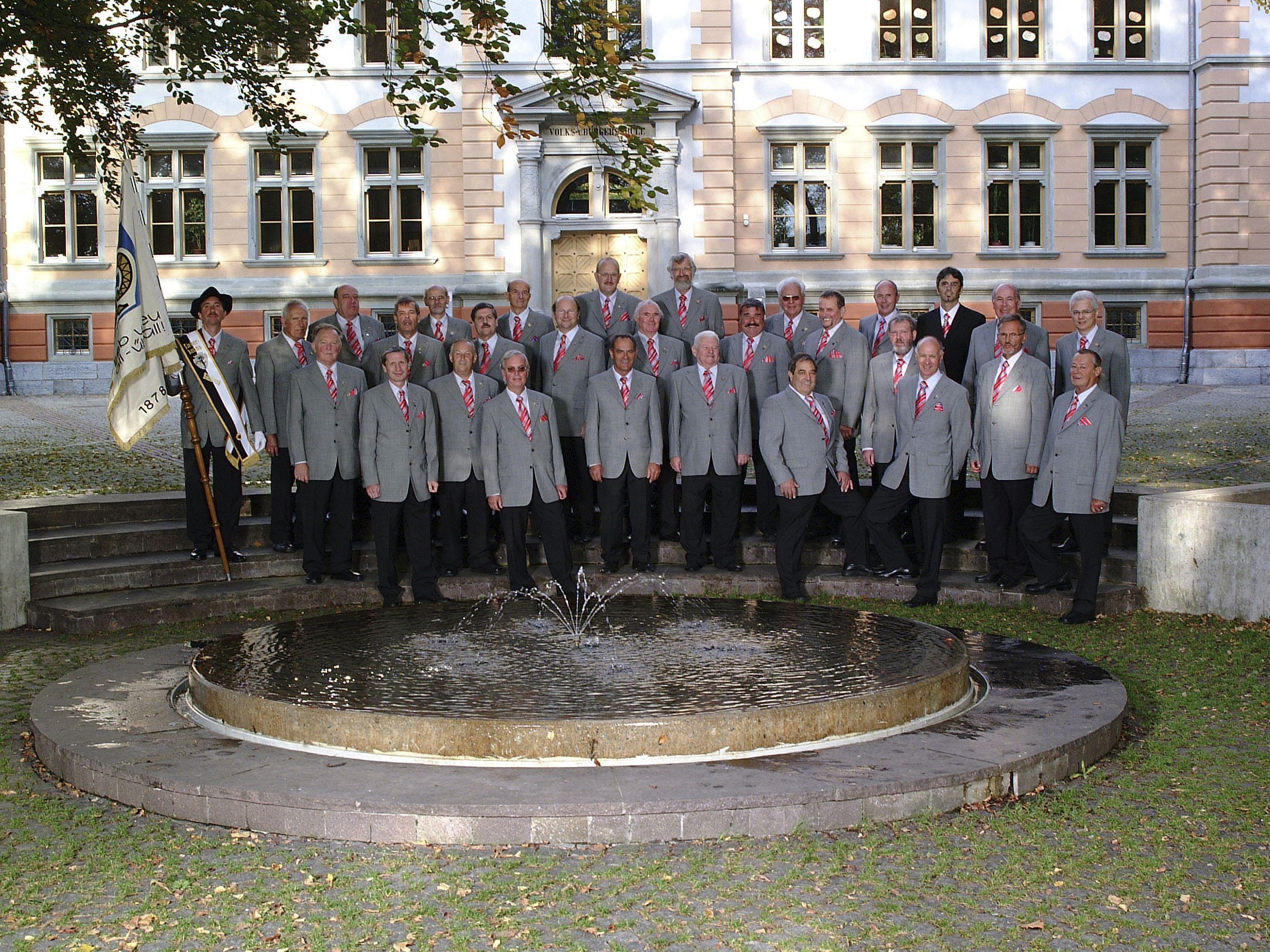 Der Bludenzer Liederkranz veranstaltet am Samstag, 23. Juni, ein Sommerfest auf dem Muttersberg