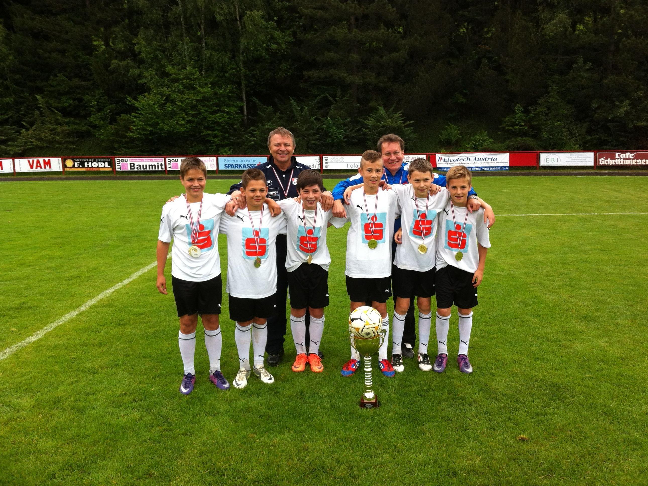 Das PG Mehrerau wurde Bundessieger beim Schülerliga-Technikbewerb in der Steiermark.