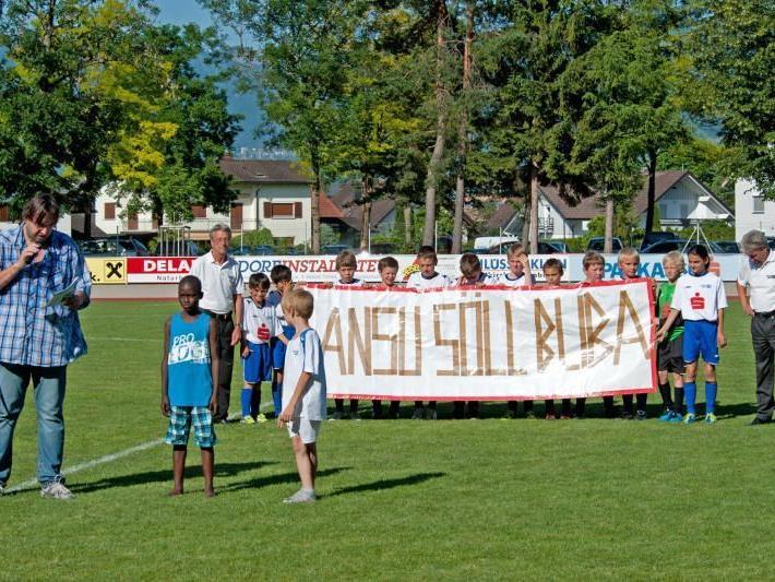 FC BW Feldkirch stellt sich hinter den kleinen Ansu.