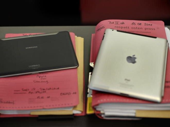 Auch in den USA hat ein Richter den Verkauf des Tablet-Computers Galaxy Tab 10.1 von Samsung verboten.