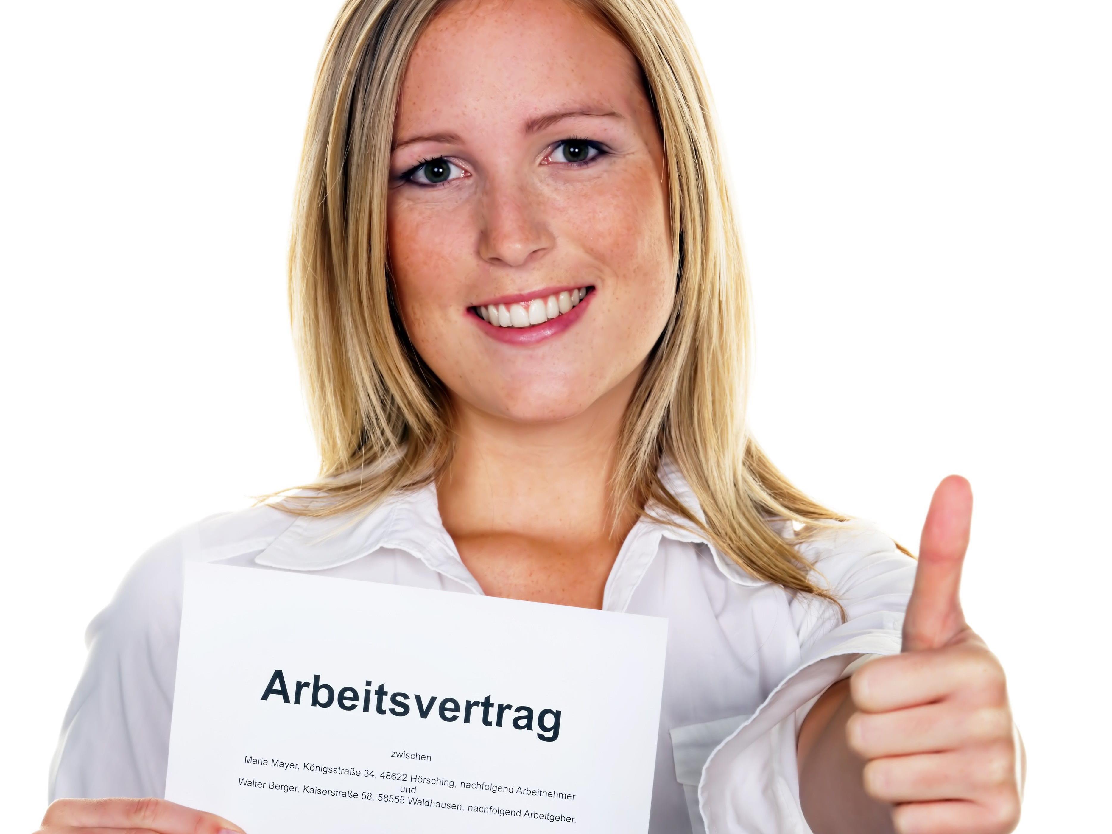 2,2 Prozent weniger Arbeitslose in Vorarlberg.