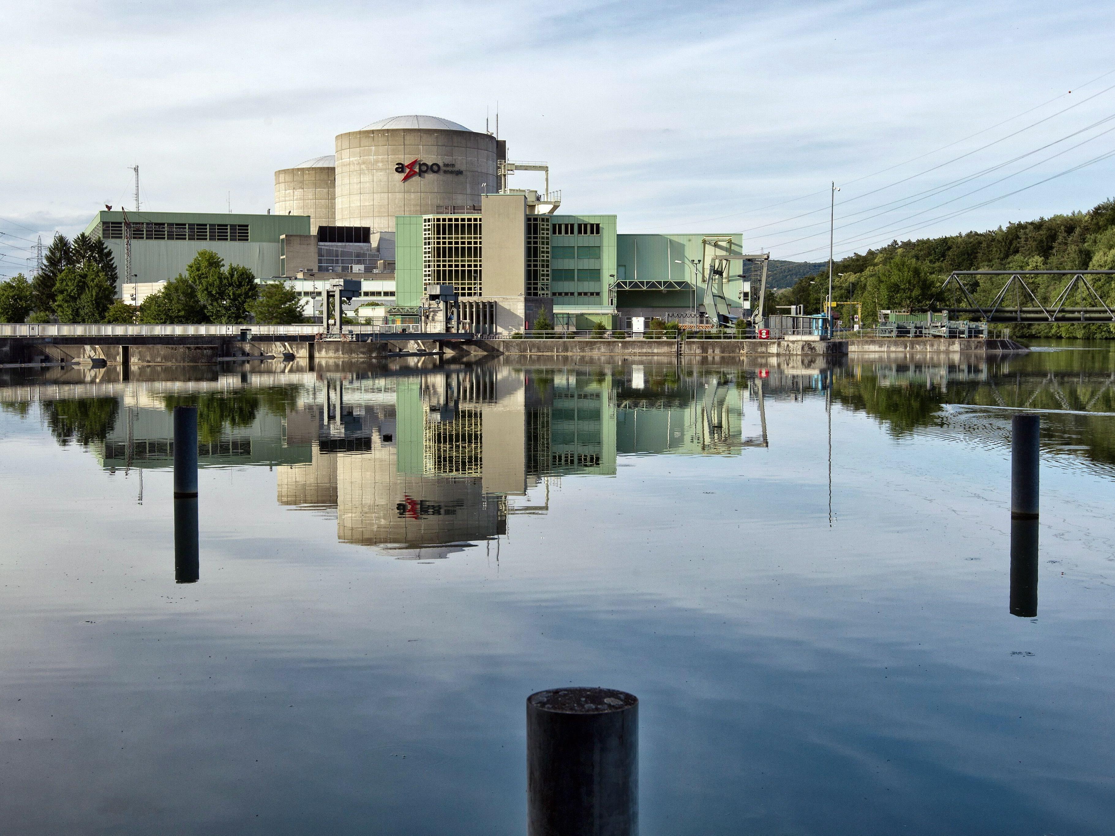 Energiekonzern Axpo will 700 Millionen Franken in Beznau investieren.