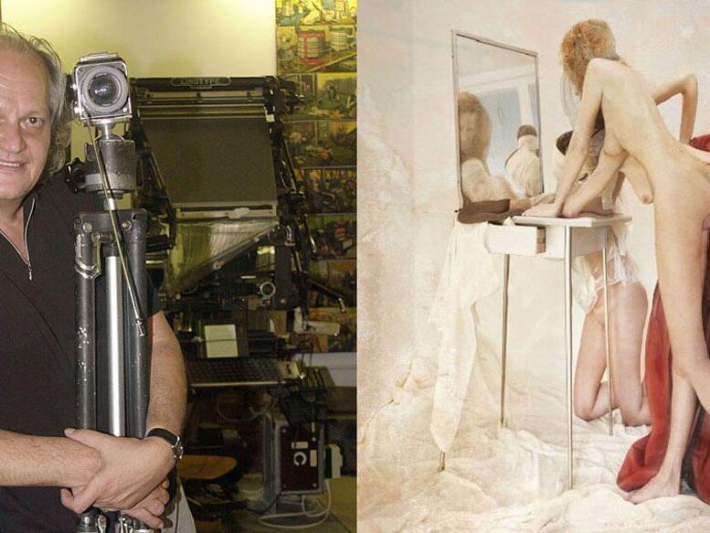 Werner Branz ab Freitag in der Lindauer Sybille Mang Gallery.