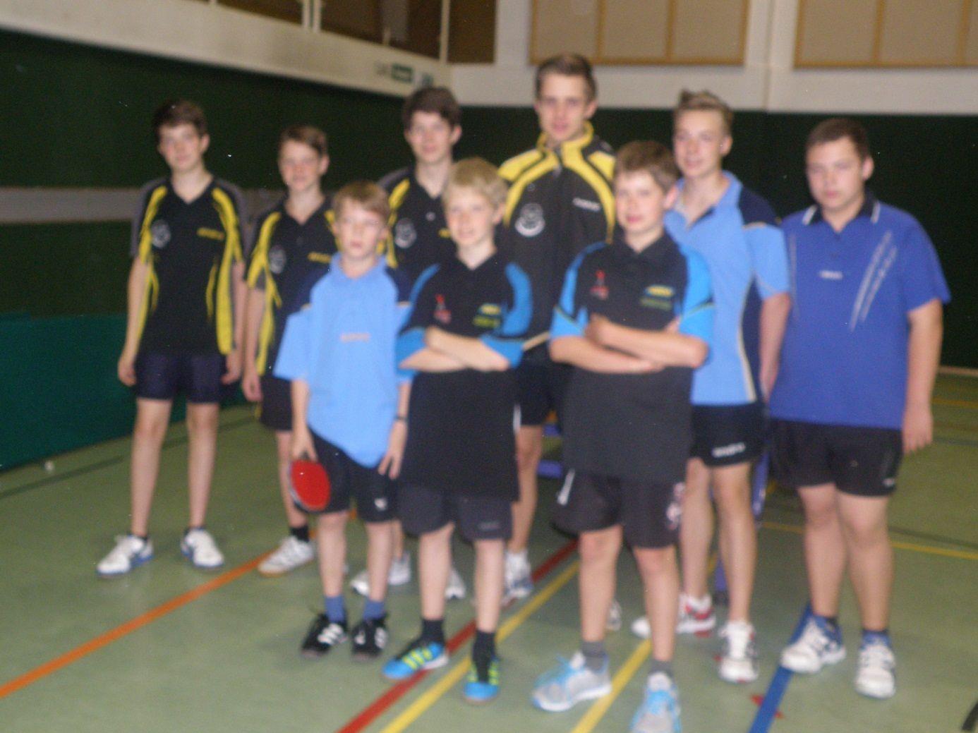 Neun Nachwuchsspieler aus den Vereinen Bregenz, Lingenau und Lochau haben vom 9. bis 10. Juni 2012 an den Bundesvergleichskämpfen des Allgemeinen Sportverbandes Österreichs in Kremsmünster teilgenommen.