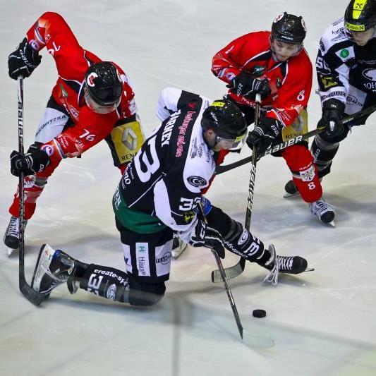EC Dornbirn kann im August die ersten Eistrainings im Messestadion absolvieren.