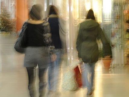 In mehreren Einkaufszentren hatte die 21-Jährige am Wochenende bereits Diebstähle begangen, als sie in Parndorf erwischt wurde.