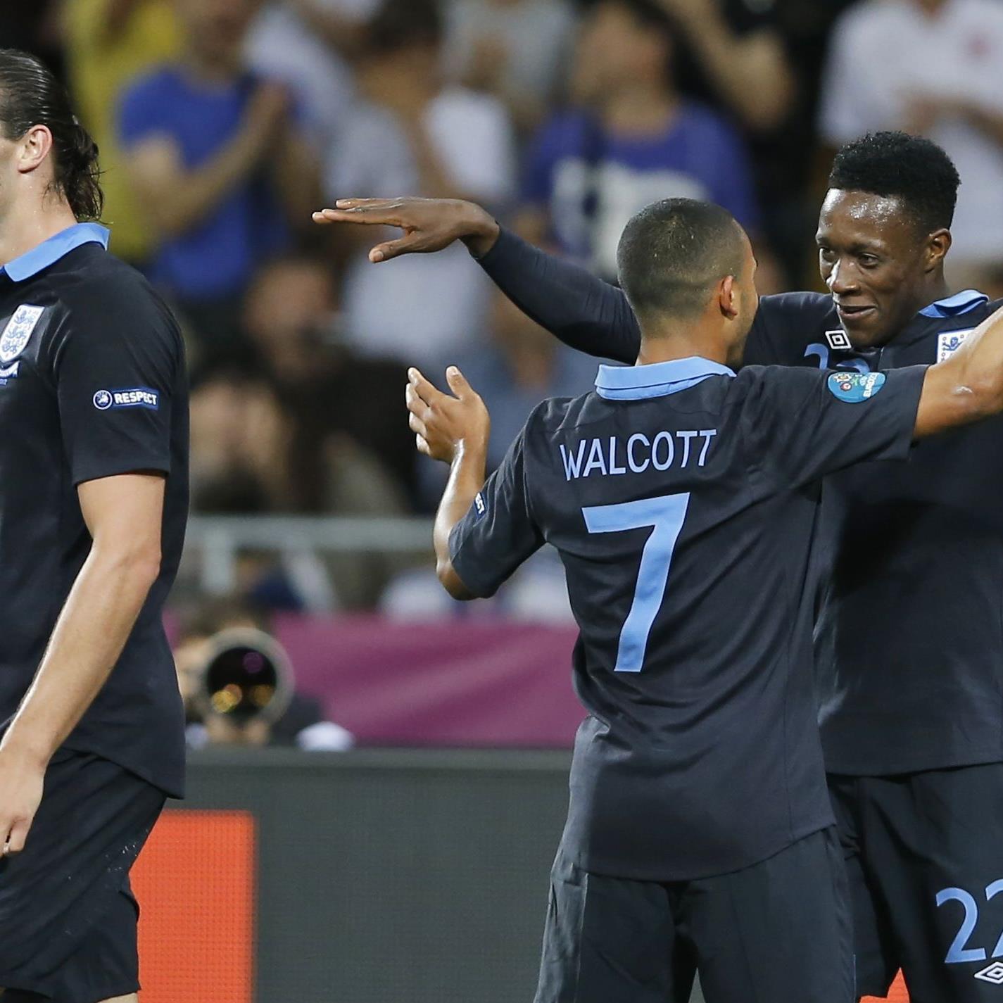 England siegte in Gruppe D gegen Schweden 3:2