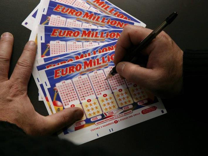 Euromillionen-Spieler dürfen auf gewaltigen Jackpot hoffen.