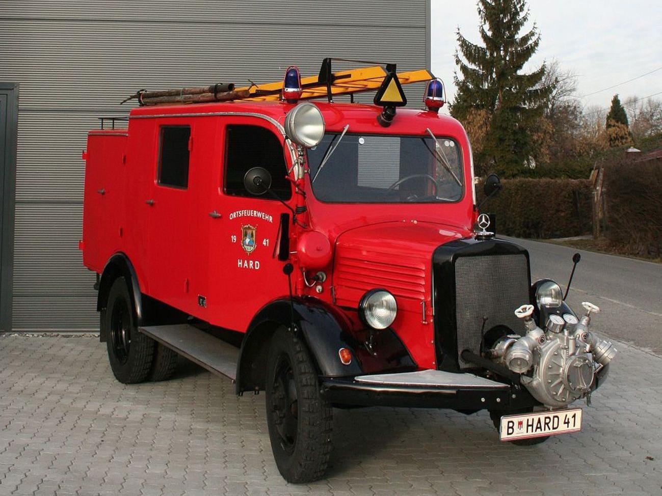 Das Feuerwehrmuseum ist eines der Museums-Ziele.