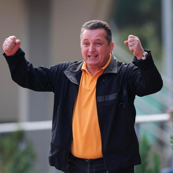 Peter Steffani wird neuer Trainer von FC Brauerei Egg 1b.