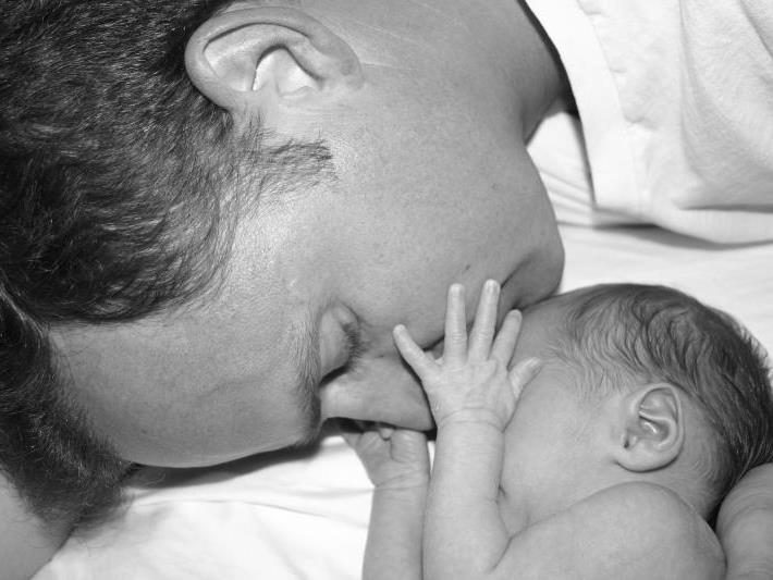 Allen Papas einen schönen Vatertag!