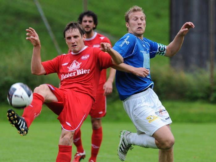FC Au feierte zum Abschied einen Heimsieg.