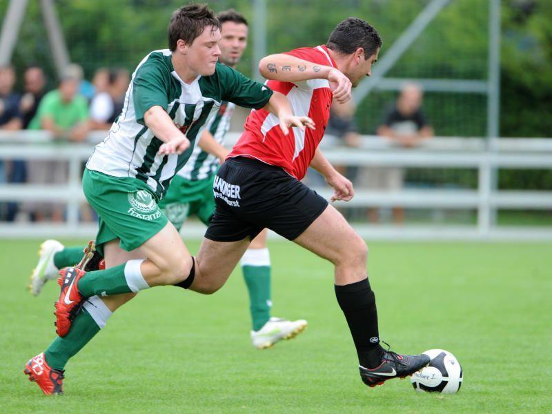 Hittisau und Lingenau treffen am letzten Spieltag aufeinander.