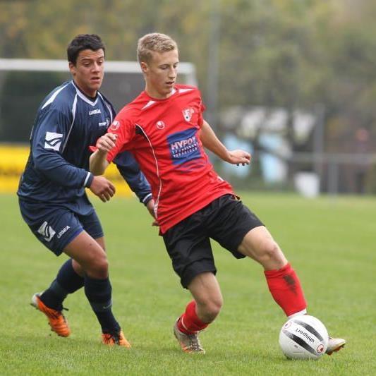Simon Kühne wechselt zum Erstligaklub Austria Lustenau.