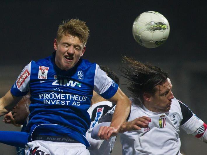 Julian Rupp verhalf den FCL-Amateuren zum Meistertitel der zweiten Landesklasse.