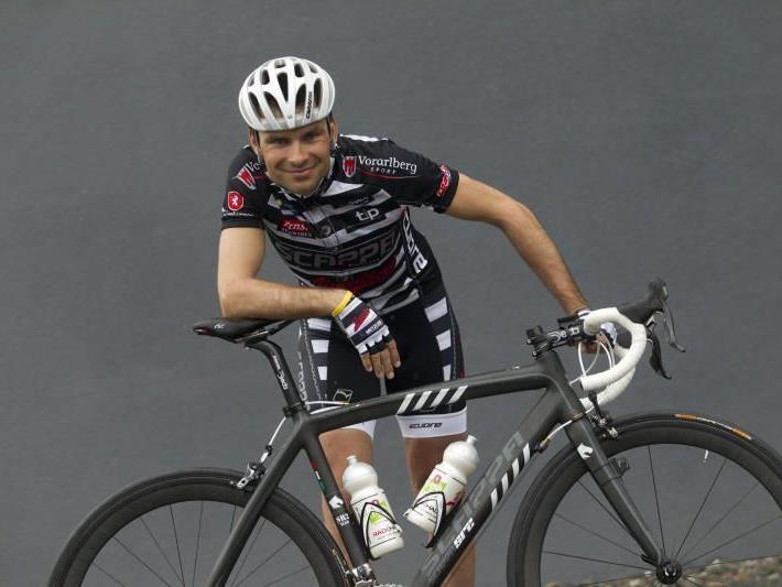 Robert Vrecer gewinnt den Auftakt der Oberösterreich-Rundfahrt.