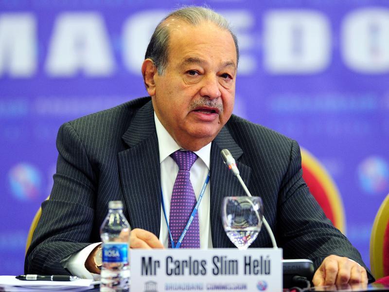 Carlos Slim, reister Mann der Welt