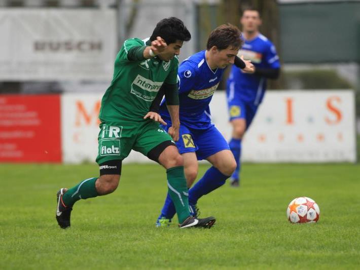 Murat Dinc wechselt zur Bregenzer Viktoria.