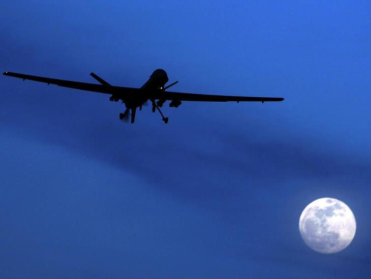 """Anders als bei den US-Drohnen """"Predator"""" (Bild) sollen die österreichischen Fluggeräte nicht als Waffenträger fungieren."""