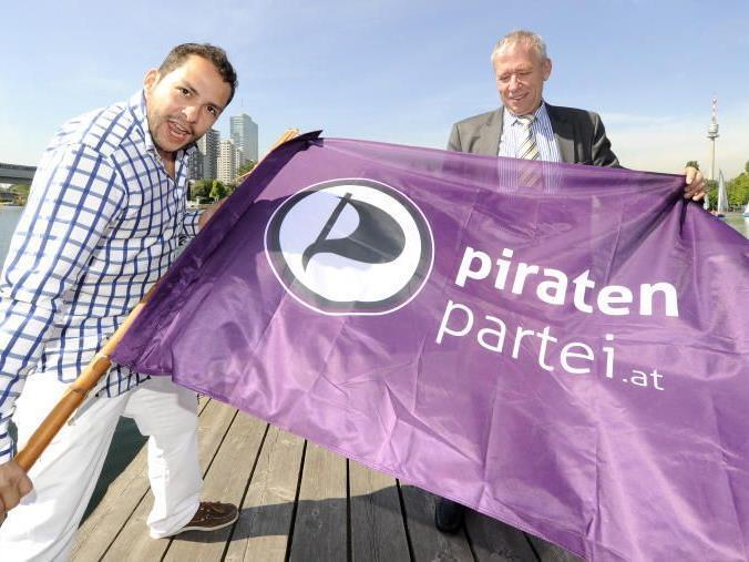 Die Piraten sind weiter im Aufwind.