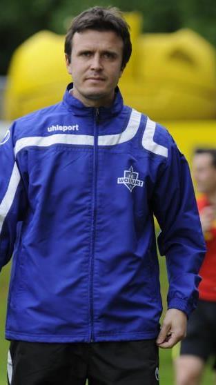 Wolfurt-Trainer Philipp Schwarz hofft auf den Cupsieg.