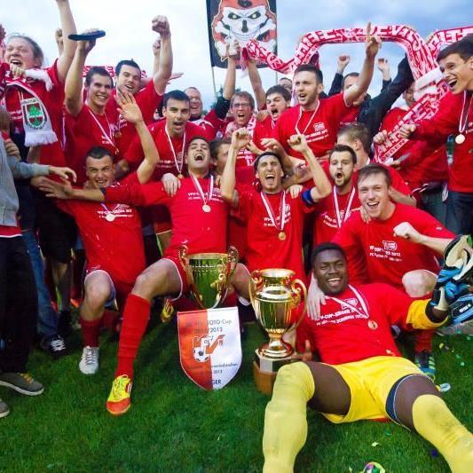 FC Dornbirn wiederholte den Cuperfolg