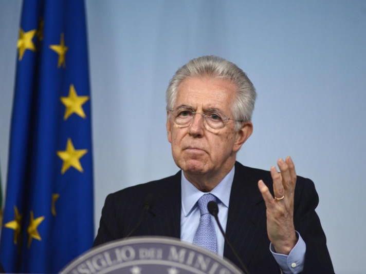 Nach Juncker und Merkel ist nun auch Monti nicht gut auf Fekter zu sprechen.