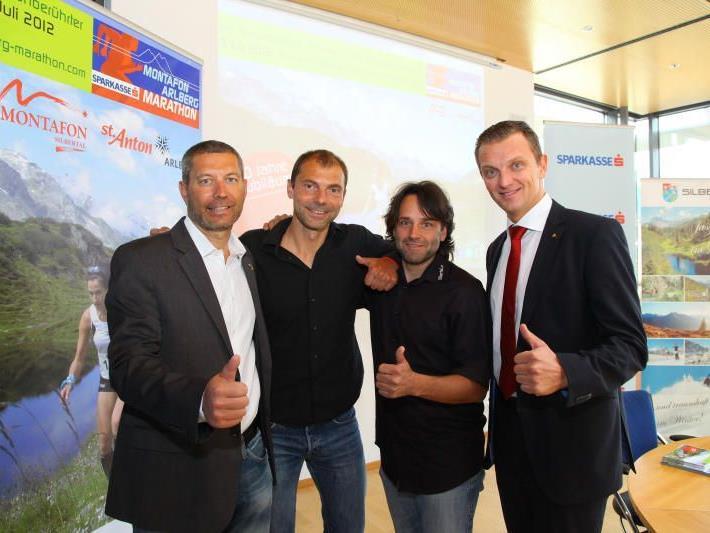 Das OK-Team freut sich auf die Jubiläumsauflage des 10. Sparkasse Montafon Arlberg Marathon.