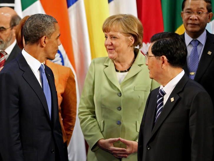 Europa sagt G20-Partnern wirksame Krisenbekämpfung zu.
