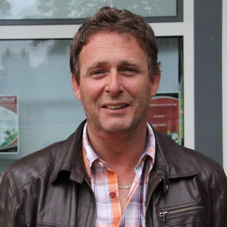 RW Rankweil Sportchef Frank Flatz blickt mit Zuversicht in die Zukunft.